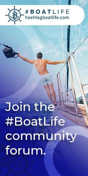 Man enjoying the freedom of sailing